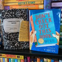 Don't Check Out This Book! by Kate Klise & M. Sarah Klise: Blog Tour Review