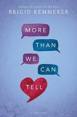More Than We Can Tell by Brigid Kemmerer: A Dual Review with Danielle Hammelef