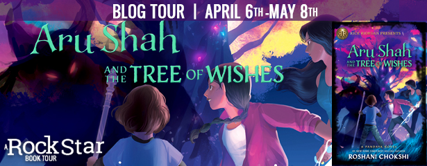 Aru Shah and the Tree of Wishes by Roshani Chokshi: Review and Giveaway (Plus, a Quick Review of Aru Shah and the Song of Death)