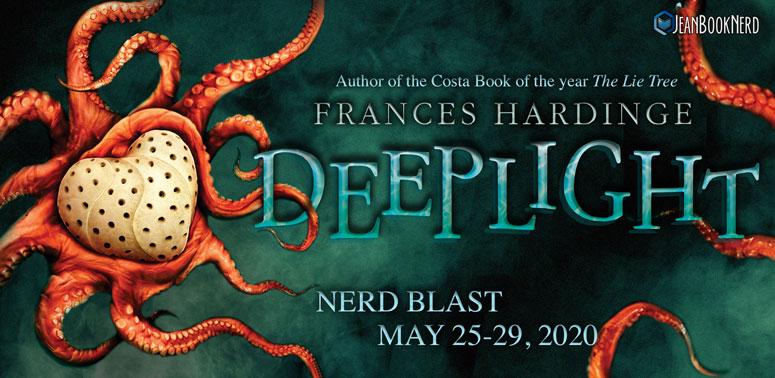 Deeplight by Frances Hardinge: Book Blast & Giveaway!