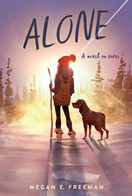 Alone by Megan E. Freeman: Cover Reveal Pre-order Giveaway