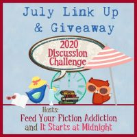 July 2020 Discussion Challenge Link-up and Giveaway!