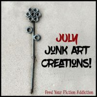 July Junk Art Creations