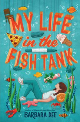 Bite-Sized Reviews of My Life in the Fish Tank; Girl, Serpent, Thorn; Flamer; and Graceling