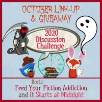 October 2020 Discussion Challenge Link-Up & Giveaway