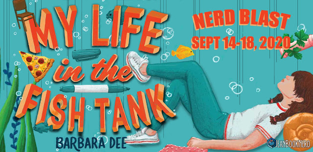 My Life in the Fish Tank: Giveaway of a Book I Loved!