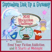 September 2020 Discussion Challenge Link-Up & Giveaway