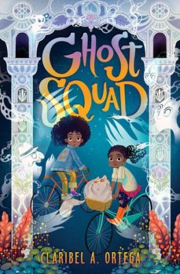 Bite-Sized Reviews of Cybils Nominees: A Wish in the Dark, Ghost Squad, Scritch Scratch, & Midnight at the Barclay Hotel