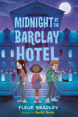 Midnight at the Barclay Hotel by Fleur T. Bradley
