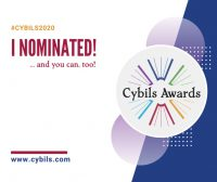 It's Time to Nominate Your Favorite Books for the Cybils Awards!