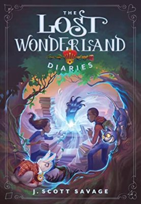 Bite-Sized Reviews of Cybils Nominees: The Unexplainable Disappearance of Mars Patel, The Time of Green Magic, When You Trap a Tiger, and The Lost Wonderland Diaries