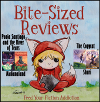 Bite-Sized Reviews of Cybils Nominees: Paola Santiago and the River of Tears, Mañanaland, The Copycat, & Shuri