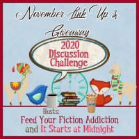 November 2020 Discussion Challenge Link-Up & Giveaway