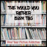 The Would You Rather Book Tag