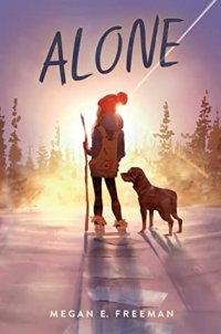 Alone by Megan E. Freeman: Review, Giveaway & Freeman's Top Ten Addictions