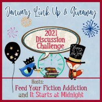 January 2021 Discussion Challenge Link-Up & Giveaway
