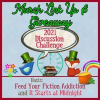 March 2021 Discussion Challenge Link-Up & Giveaway