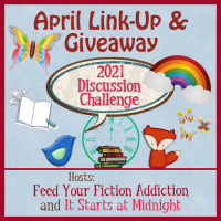 April 2021 Discussion Challenge & Giveaway