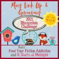 May 2021 Discussion Challenge Link-Up & Giveaway