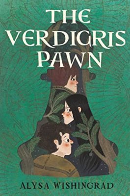 The Verdigris Pawn by Alysa Wishingrad: Review, Giveaway & Alysa's Top Ten Addictions