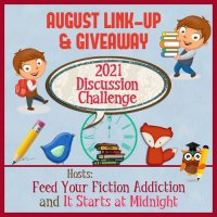 August 2021 Discussion Challenge Link-Up & Giveaway