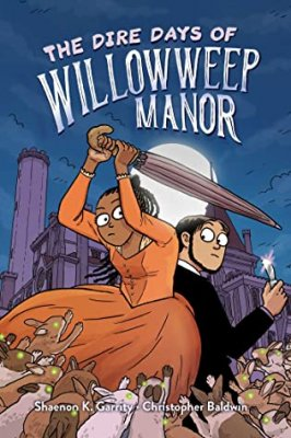 Bite-Sized Reviews of The Witch Haven, The Midnight Library, The Renegades Series, and The Dire Days of Willowweep Manor