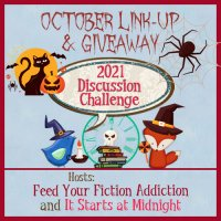 October 2021 Discussion Challenge Link-Up & Giveaway
