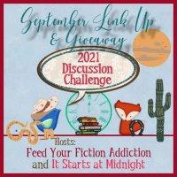 September 2021 Discussion Challenge Link-Up & Giveaway